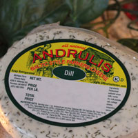 Dill Farmers Cheese